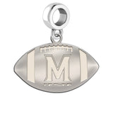 Maryland Terrapins Dangle Charm
