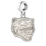 Memphis Tigers Natural Finish Logo Dangle Charm
