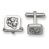 Memphis Tigers Stainless Steel Cufflinks