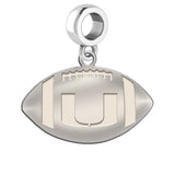 Miami Hurricanes Dangle Charm