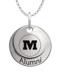 Monmouth Fighting Scots Alumni Necklace