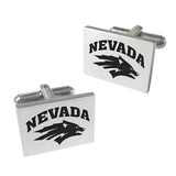 Nevada Wolfpack Cuff Links