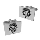 New Mexico Lobos Cuff Links