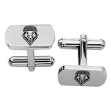 New Mexico Lobos Rectangular Cufflinks