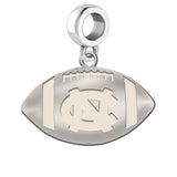 North Carolina Tar Heels Dangle Charm