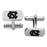 North Carolina Tar Heels Rectangular Cufflinks