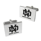 North Dakota Fighting Hawks Cuff Links