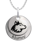 Northern Illinois Huskies Alumni Necklace