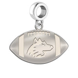 Northern Illinois Huskies Dangle Charm