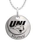 Northern Iowa Panthers Alumni Necklace