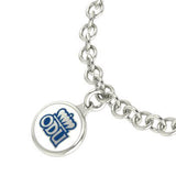 Old Dominion Monarchs Charm Bracelet