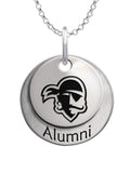 Seton Hall Pirates Alumni Necklace