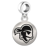 Seton Hall Pirates Round Drop Charm
