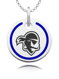 Seton Hall Pirates Round Enamel Charm