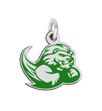 "Slippery Rock ""Rocks"" Sterling Silver Logo Charm"