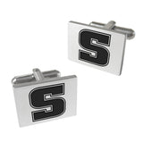 Slippery Rock The Rock Cuff Links