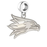 Southeast Missouri State Redhawks Natural Finish Logo Dangle Charm