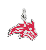Stony Brook Seawolves Sterling Silver Logo Charm