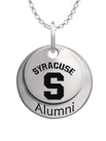 Syracuse Orange Alumni Necklace