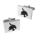 Texas State Bobcats Cuff Links