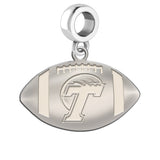 Tulane Green Wave Dangle Charm