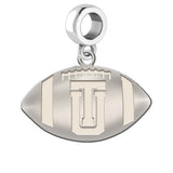 Tulsa Golden Hurricane Dangle Charm
