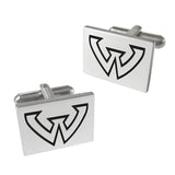 Wayne State Warriors Cuff Links