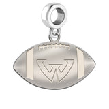 Wayne State Warriors Dangle Charm