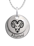 West Chester Golden Rams Alumni Necklace