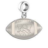 Western Michigan Broncos Dangle Charm