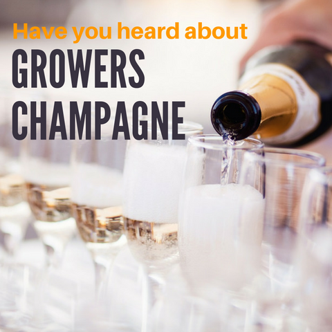Have you heard about Growers Champagne