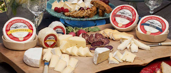 Products From The Marin French Cheese Company