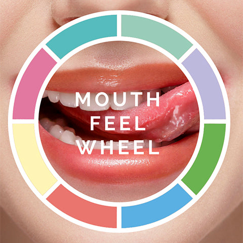 Mouth Feel Wheel