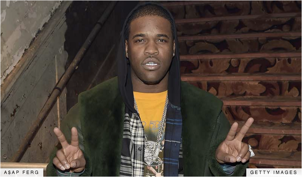FASHION WEEK DAILY: A$AP Ferg and Uniform Launch Capsule Collection