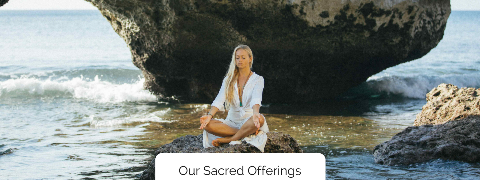 Our Sacred Offerings - Bali Malas
