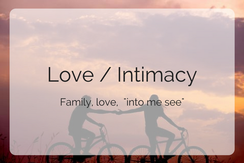 Love / Intimacy Malas