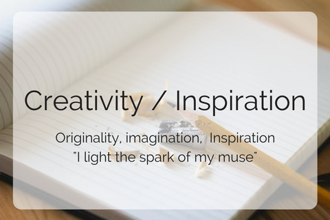 Creativity / Inspiration Malas