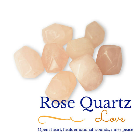 Rose Quartz Collection