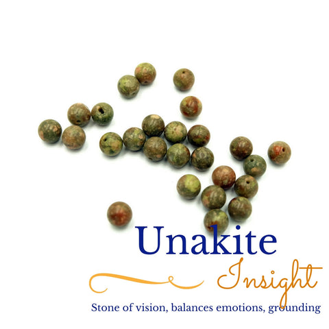 Unakite Collection