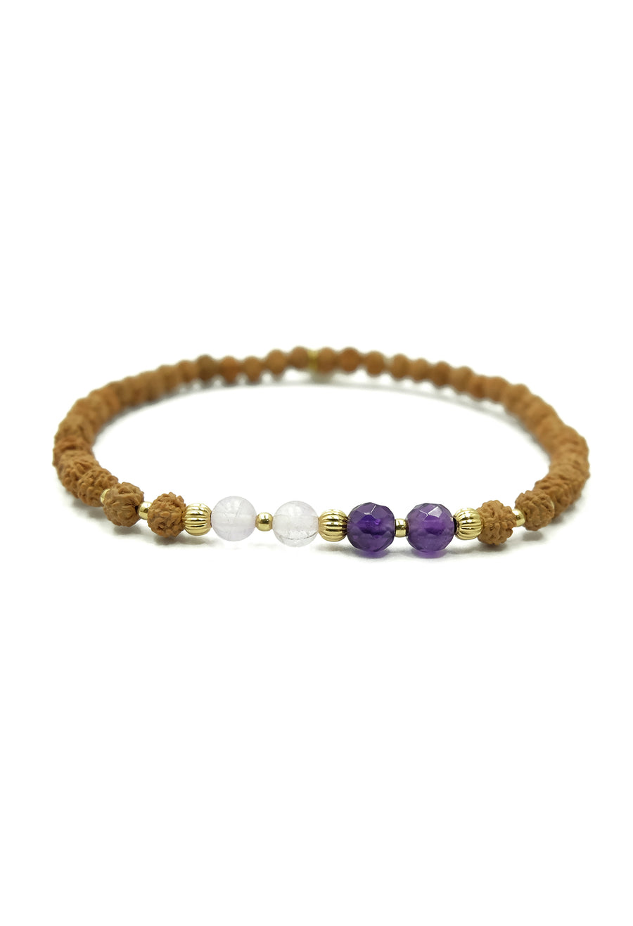 I am Calling IN DEEP MEDITATION malas bracelet