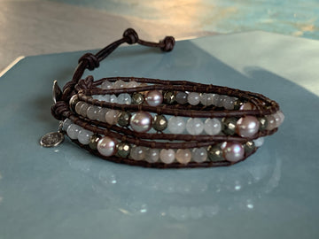 Moonlight Bliss Bracelet Wrap