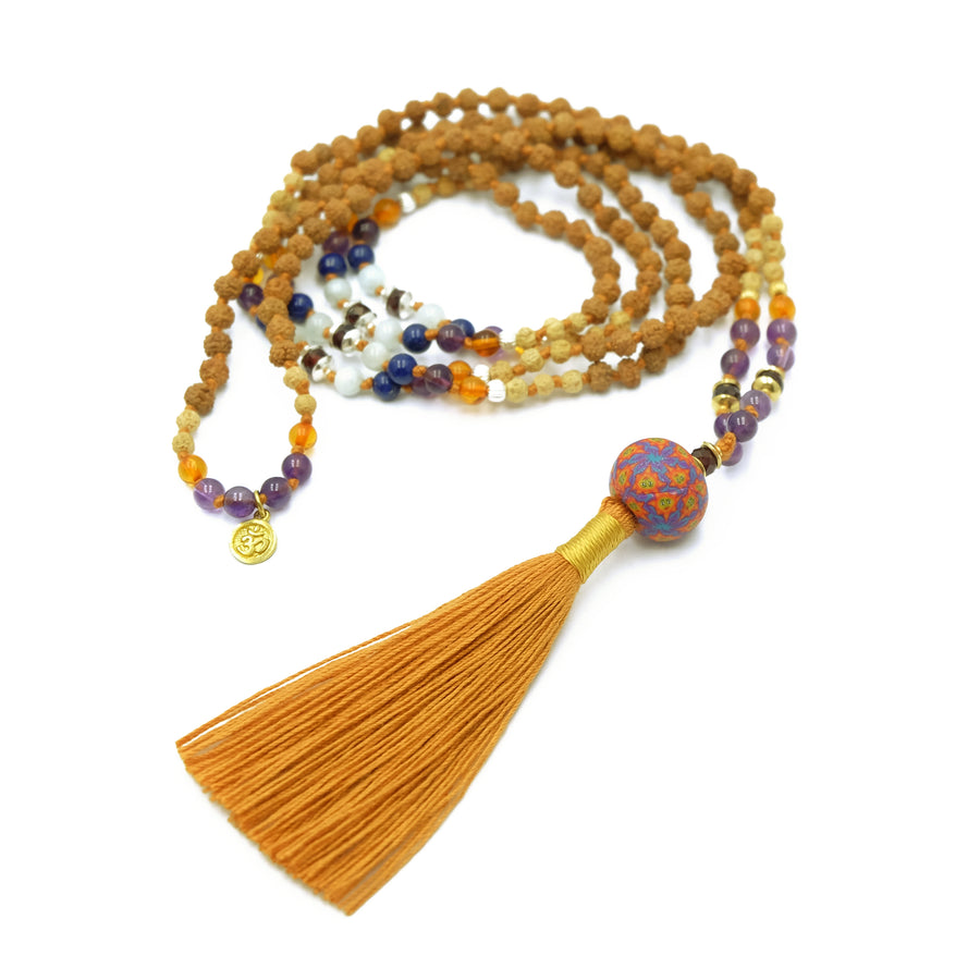 Jupiter in Sagittarius mala (Limited Edition) - Bali Malas