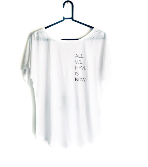 60f1ab6f Now t-shirt by Karma Collective | yogi inspired t-shirt ...
