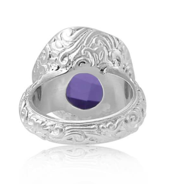 Truth of my Soul ring (silver) by Ananda Soul - Bali Malas