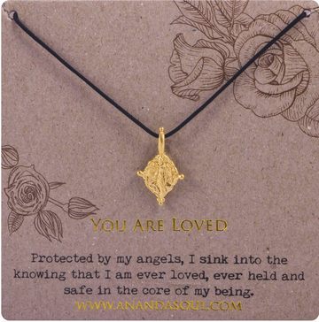 You are Loved Necklace by Ananda Soul