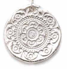 Bhakti Malas Capped in Sterling Silver