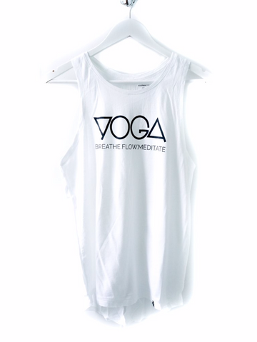 Yoga Tie Up Tank Top