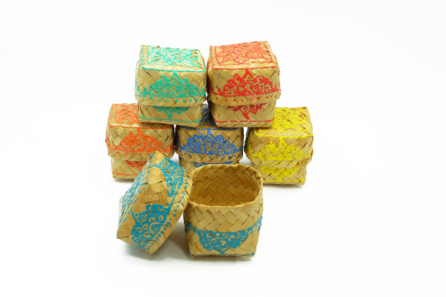 Hand crafted Balinese Gift Boxes - Bali Malas