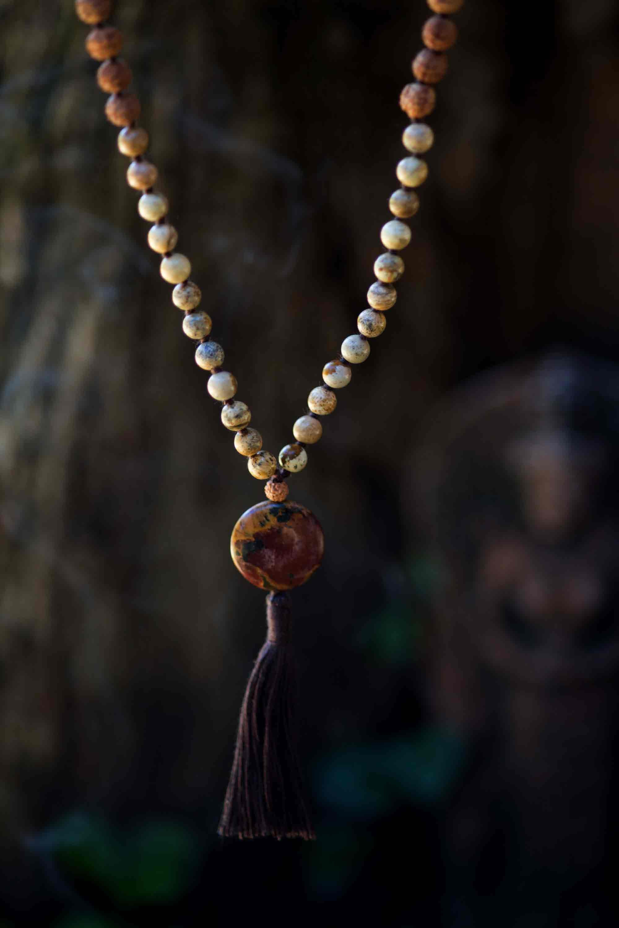 organic large gypsy img natural beads products necklace male seeds hippie wood rudraksha