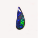 4.9 ct Blue and Green Queensland Boulder Opal Gem Quality - Aurora Opal and Gem